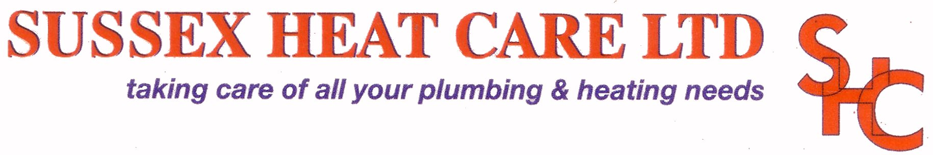 Sussex Heat Care Logo